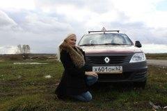 Мисс Россия Рязань 2012 у нас в гостях