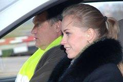 Мисс Россия Рязань 2014 в Рязанской городской автошколе