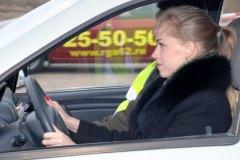 Призеры конкурса Мисс Россия Рязань 2014 в Рязанской городской автошколе