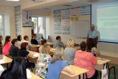 Процесс обучения в автошколе на Новоселов 21А