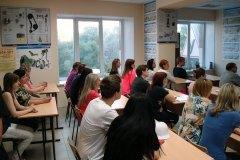 Теоритические занятия в автошколе в Песочне