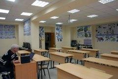 Занятия в учебном центре в Песочне