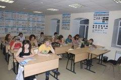Проведение занятий в учебном центре на Павлова 1