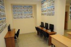 Учебный центр на Новоселов 21А Рязанской городской автошколы