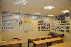 Наш учебный центр на Новоселов 21А