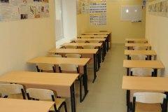 Классы учебного центра в Песочне