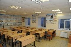 Учебный центр на Павлова 1 Рязанской городской автошколы